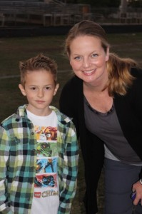 Mama & Her Date - Jacob (7) - the Cool Kid!