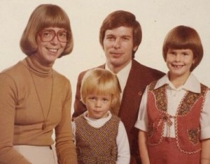 My Family, circa 1978