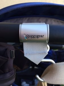 Buggygear Stroller Hook Up Close