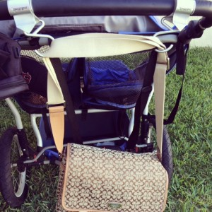 Buggygear Stroller Hooks in Action