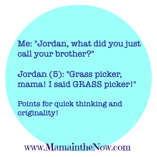 Jordan scores points for quick thinking and originality, June 2014