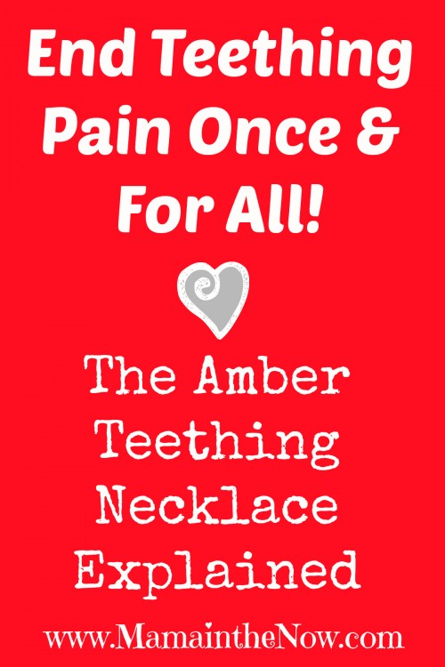 End Teething Pain Once and For All!