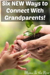 Six new ways to connect with grandparents