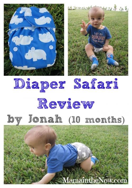 Diaper Safari Review