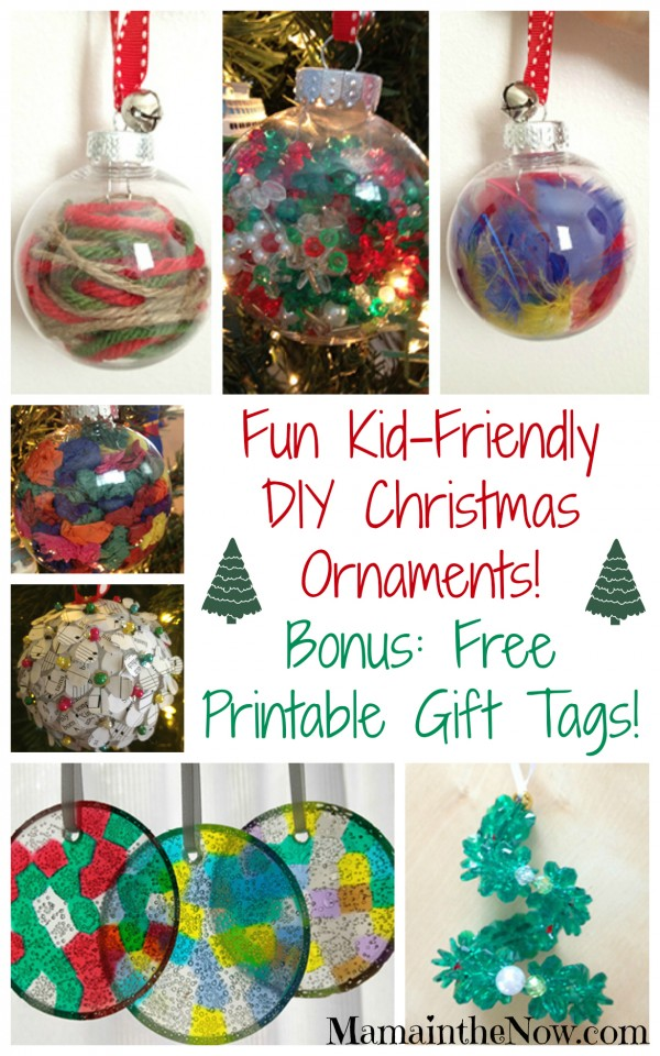 Image Result For Kid Friendly Christmas Ornament Crafts