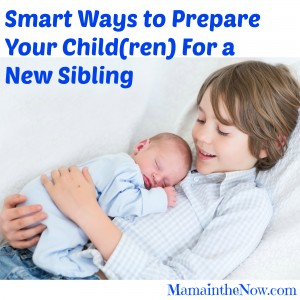 Smart Ways to Prepare for a new Sibling
