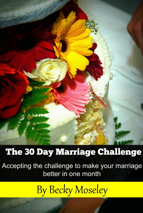 """The 30 Day Marriage Challenge"" Book Review"