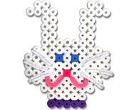 Biggie Beads Rabbit Instructions