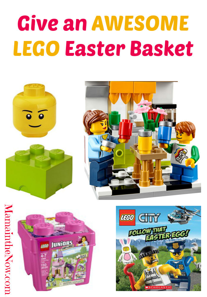 Give an Awesome LEGO Easter Basket
