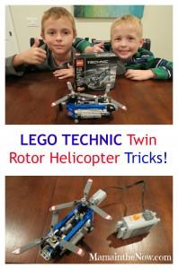 LEGO TECHNIC Tricks