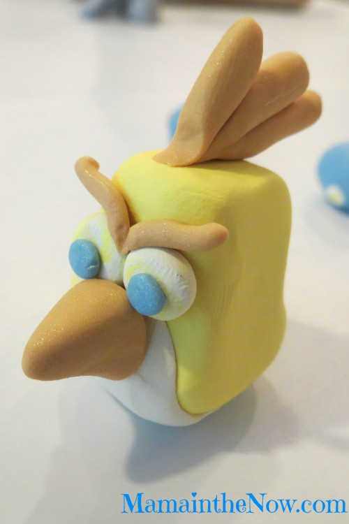 Angry Birds, Polymer Clay, and boys, OH MY! Complete How-To Guide