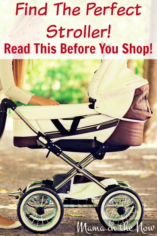 Find the Perfect Stroller! Read This Before You Shop! This is a comprehensive guide to the different types of strollers on the market. Perfect for new AND veteran parents!