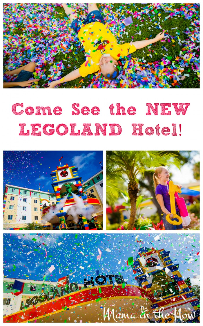 LEGOLAND Florida Opens a Hotel. Beautiful rooms and grounds - must see these pictures - and more in the post!