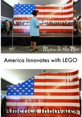 America Innovates with LEGO