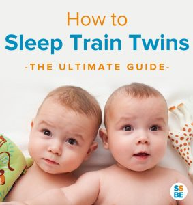 How to sleep train twins - the ultimate guide
