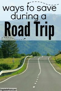 7 Wayts to Save Money on a Road Trip