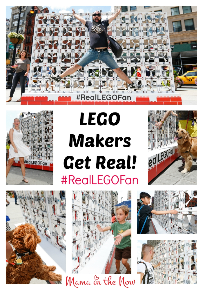 LEGO Makers Get Real. See how LEGO Makers create a useful product out of LEGO Technic components.