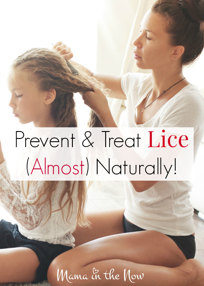 Prevent and treat lice (almost) naturally. Get rid of the unwanted lice with simple and no-stress solutions.