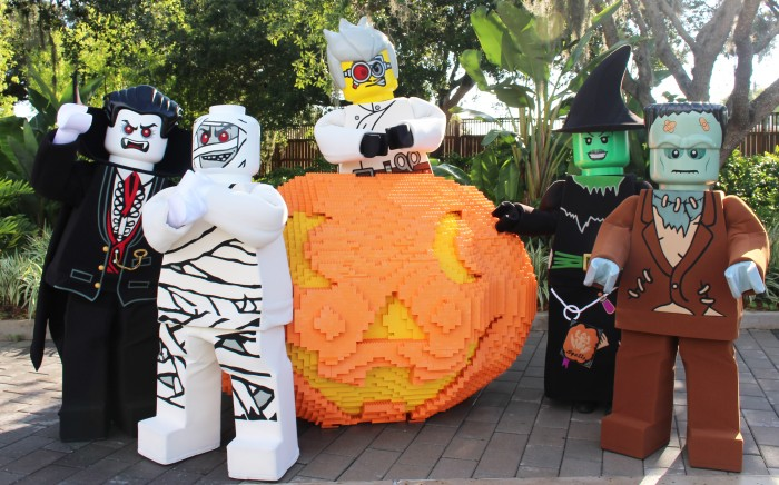 Image result for brick or treat legoland florida
