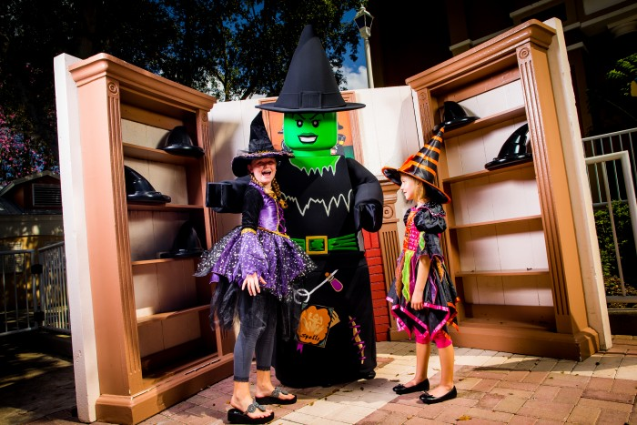 Brick or Treat at LEGOLAND Florida Resort! A Bricktacular Time - Guaranteed!