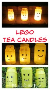 LEGO Tea Candle Lights
