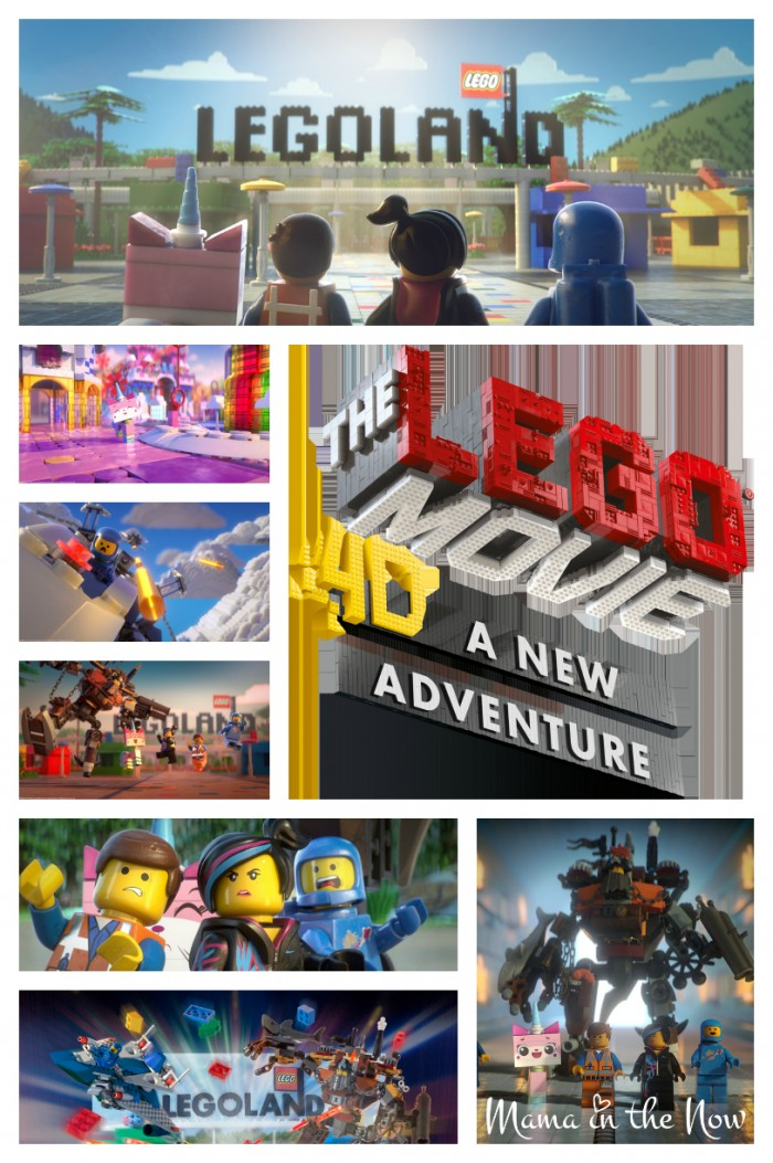 "An exclusive look at the new 4D ""The LEGO Movie, A New Adventure"" experience at LEGOLAND Florida Resort. Bonus: release dates of three future LEGO movies!"
