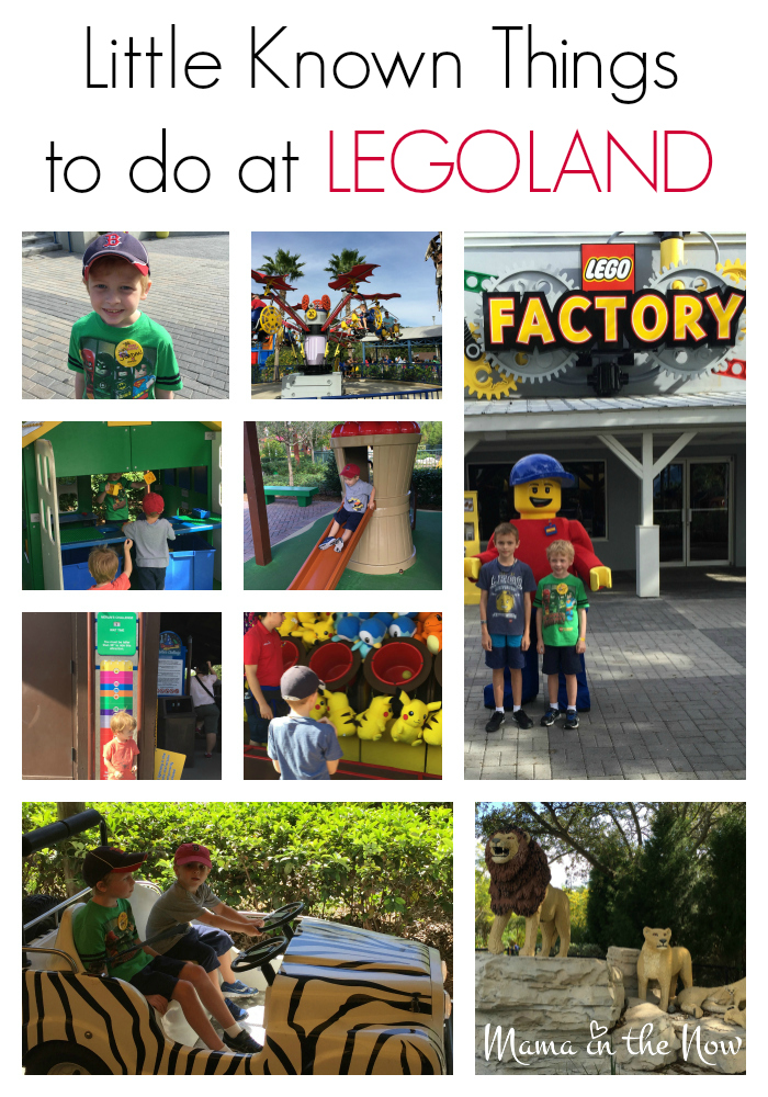Little known things to do at LEGOLAND. Two LEGOLAND insiders gave me the scoop on the hidden gems within the park. Tips, tricks and awesome fun things to do in the LEGOLAND parks.