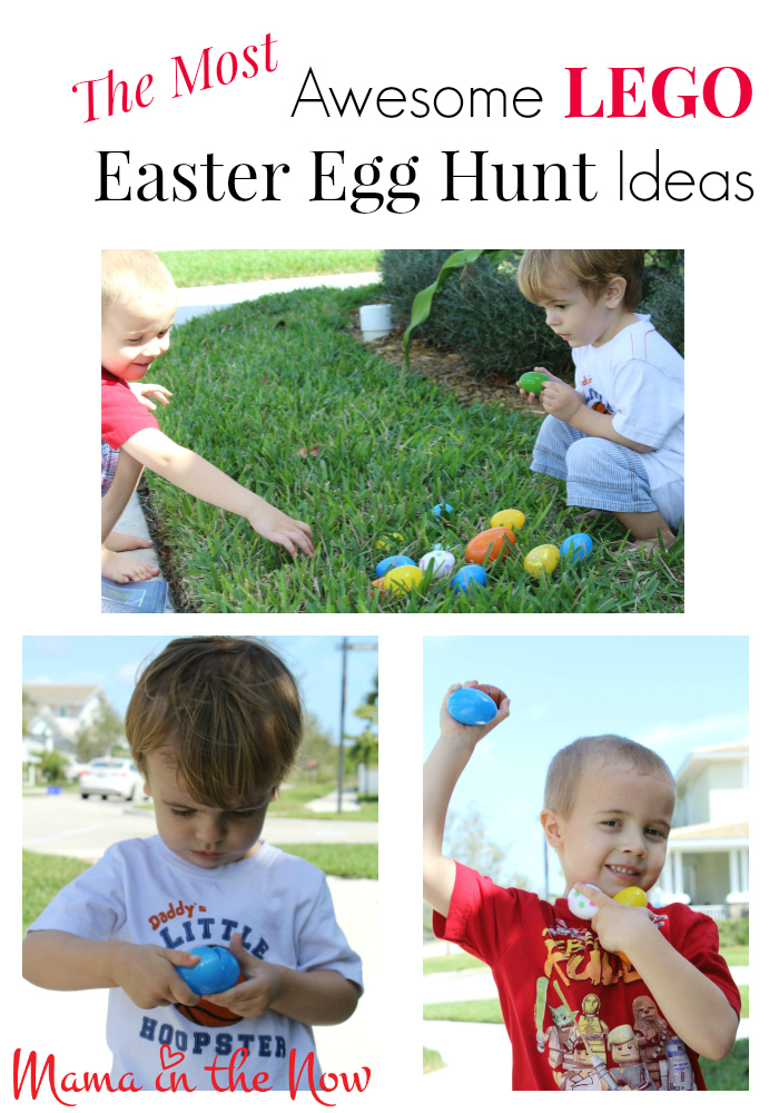 The most awesome LEGO Easter egg hunt ideas. Impress your little ones with an Easter egg hunt they won't soon forget
