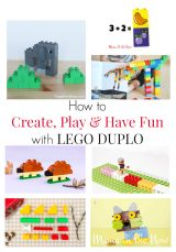 How to Create, Play and Have Fun with LEGO DUPLO