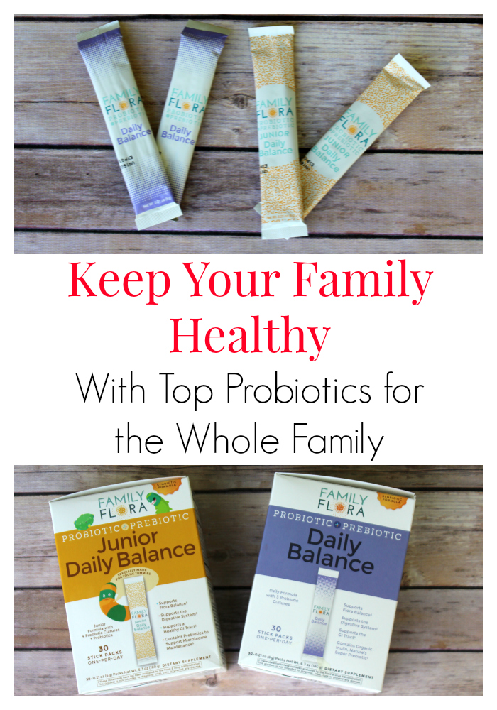 Keep your family healthy with top probiotics for the whole family. We use these probiotics for our children with incredible results.