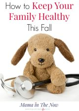 How to Keep Your Family Healthy This Fall