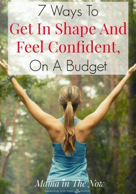 Busy moms on a budget, check out these 7 cheap, free and frugal ways to get in shape. Reclaim your body with these fitness tips.