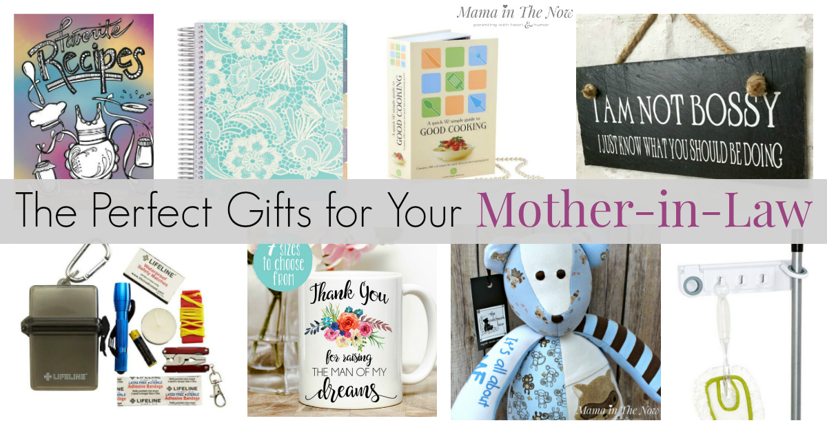 Good Gifts For Mothers In Law: The Perfect Gifts For Your Awesome Mother-in-Law