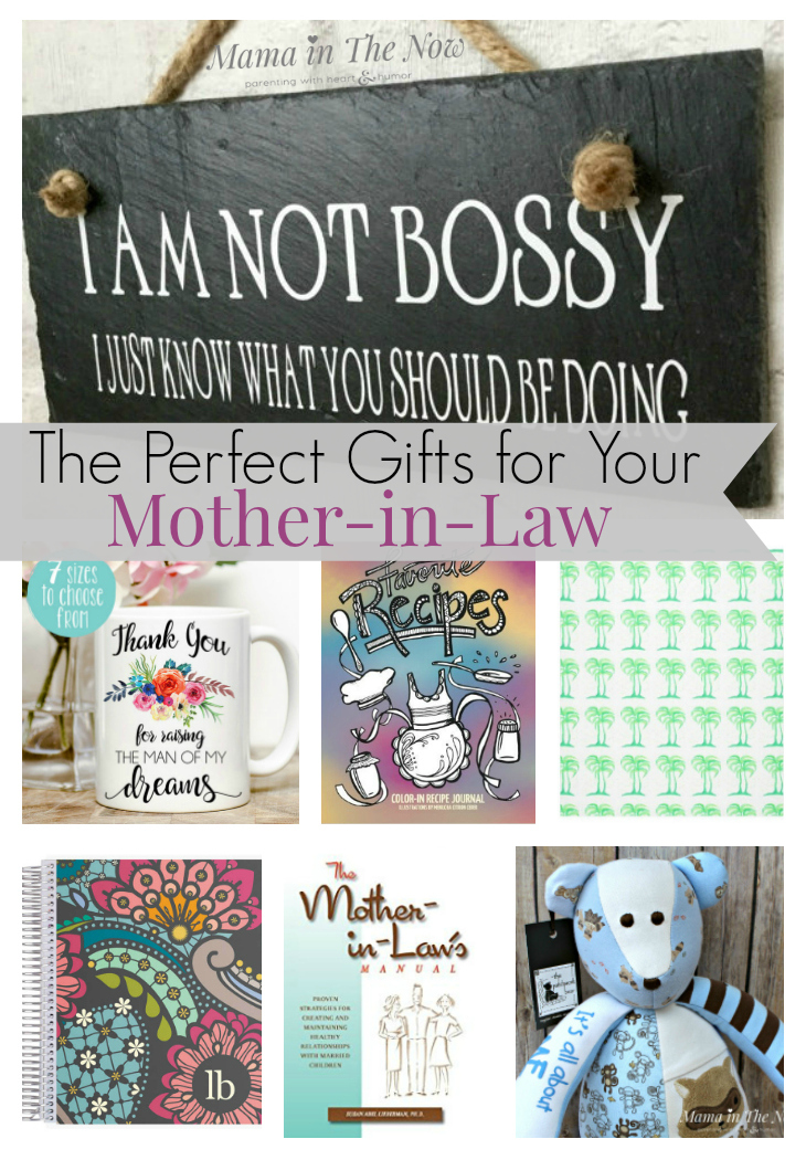 The Perfect Gifts For Your Awesome Mother-in-Law
