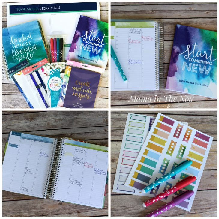 These products from Erin Condren keep this mother of four kids organized and completely sane! - Or at least close to sane! I enjoy Motherhood because of these organization tools!