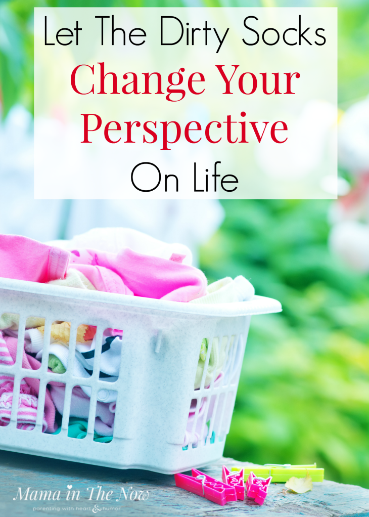 Overwhelmed moms, exhausted parents, switching out on word will change your perspective on motherhood and parenting. Be a happier mom - it works! Change perspective