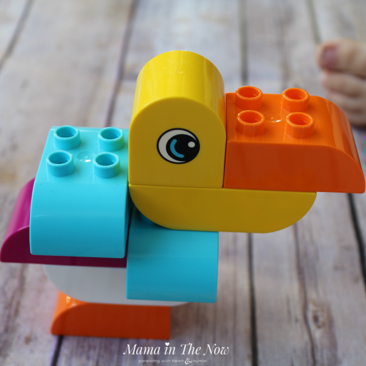 LEGO® DUPLO® is our favorite go-to toy for toddlers and preschoolers.