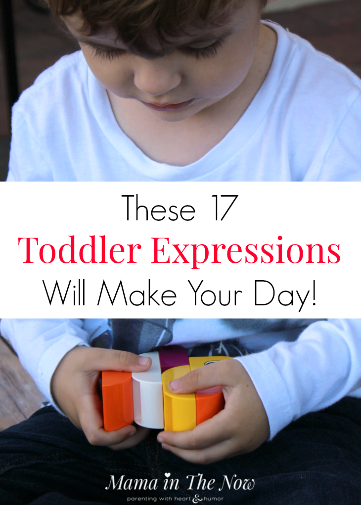 Toddler expressions and toddler play are great reminders of how life should be lived. We would be happier if we lived like this... and we would laugh MUST more!