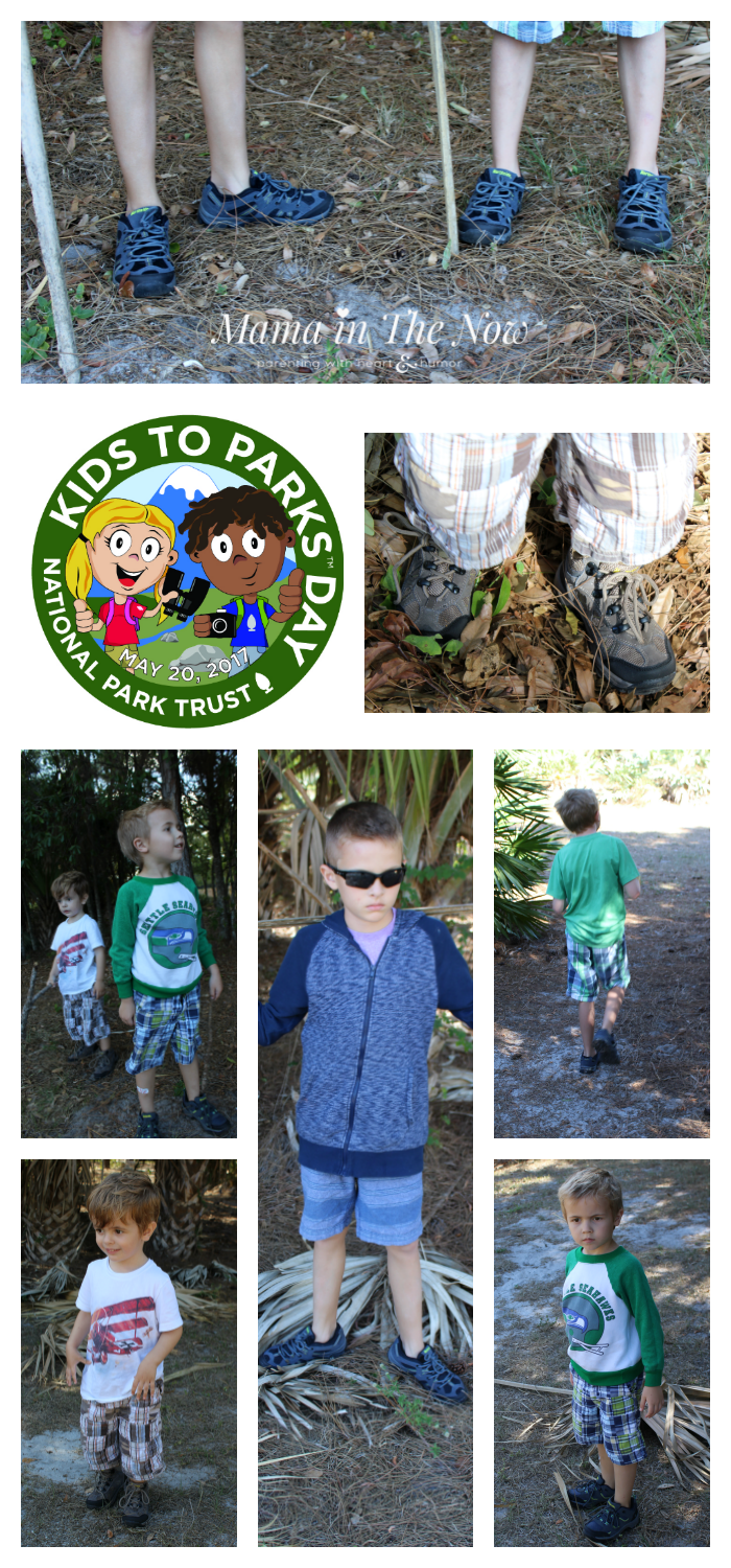 Kids to Parks Day by National Park Trust.