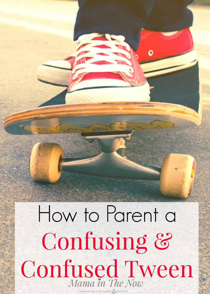 """Parenting tweens and teens is not for the faint of heart. Motherhood, parenthood changes when the kids become tweens. Parenting a confusing and confused tween. Having """"the talk"""" with your tween and teen. Parenting tips"""