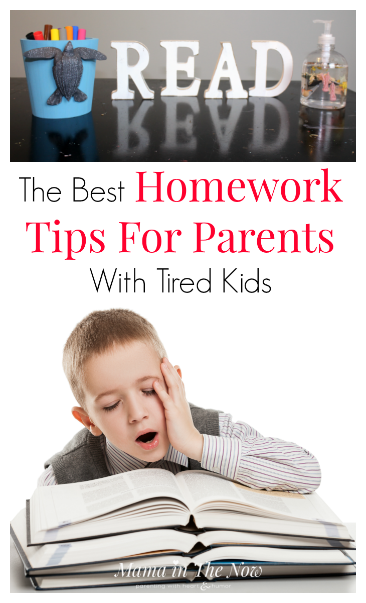 Get these solutions to end your family's homework struggles. These homework tips, tricks and hacks will turn homework time into an enjoyable family time - instead of a battle of the wills. Motherhood win, Stress-free homework tips for parents.
