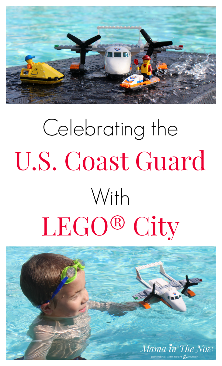 "LEGO City recently announced a new line up of Coast Guard inspired sets. These sets are great for the young school-aged kids. Adorable ""back to school"" gift idea. Sea plane, shark, surfers, octopus and helicopters are standard pieces in this line-up."