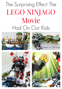 The LEGO NINJAGO Movie had an amazing and surprising effect on our kids. LEGO NINJAGO Movie review and fun open-ended questions to ask your kids after you watch the movie together. Conversation starters, parenting tips. #Parenting #LEGONINJAGOMovie