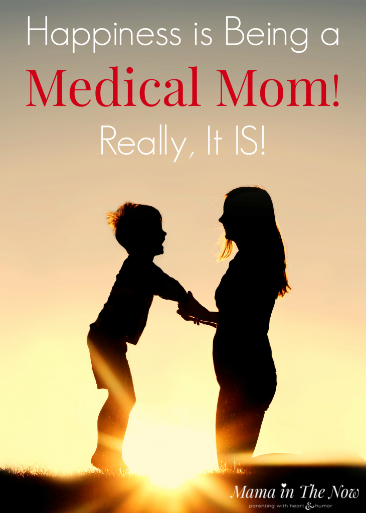 Medical moms and special needs moms find their happiness again. Empowering and encouraging story for moms with sick children, kids with medical conditions and special needs children. Happiness in motherhood IS very possible.